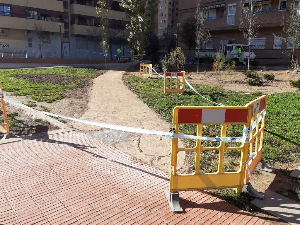 Parque Beteró. José María Haro