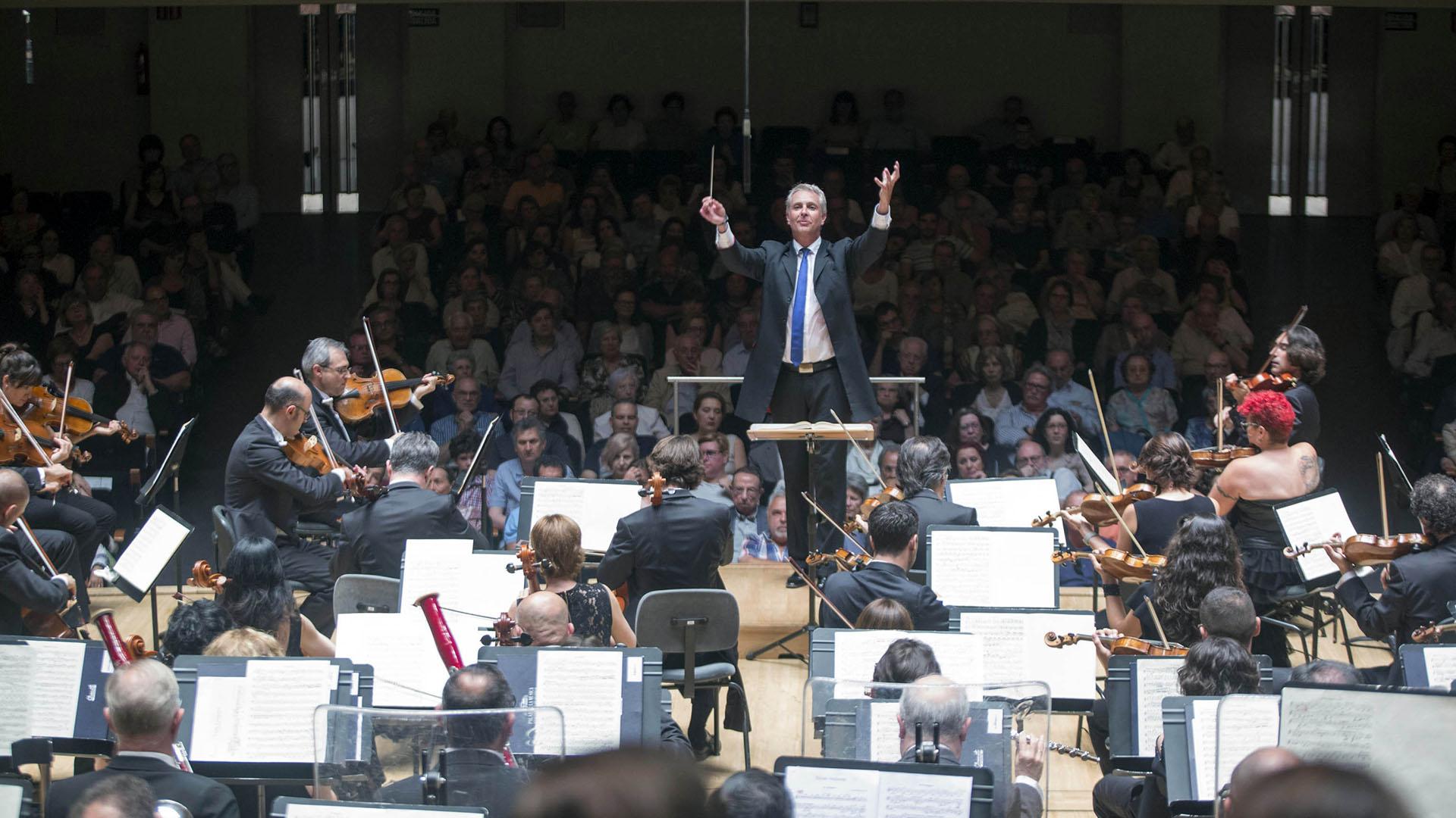 Nuevo director de Orquesta de València
