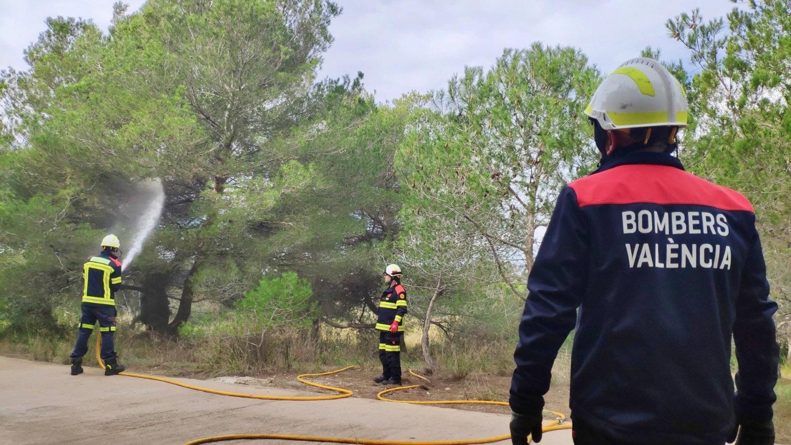 Plan Local de Prevención de Incendios Forestales de València