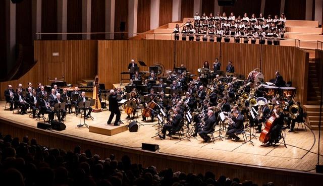 Actuación Banda Sinfónica