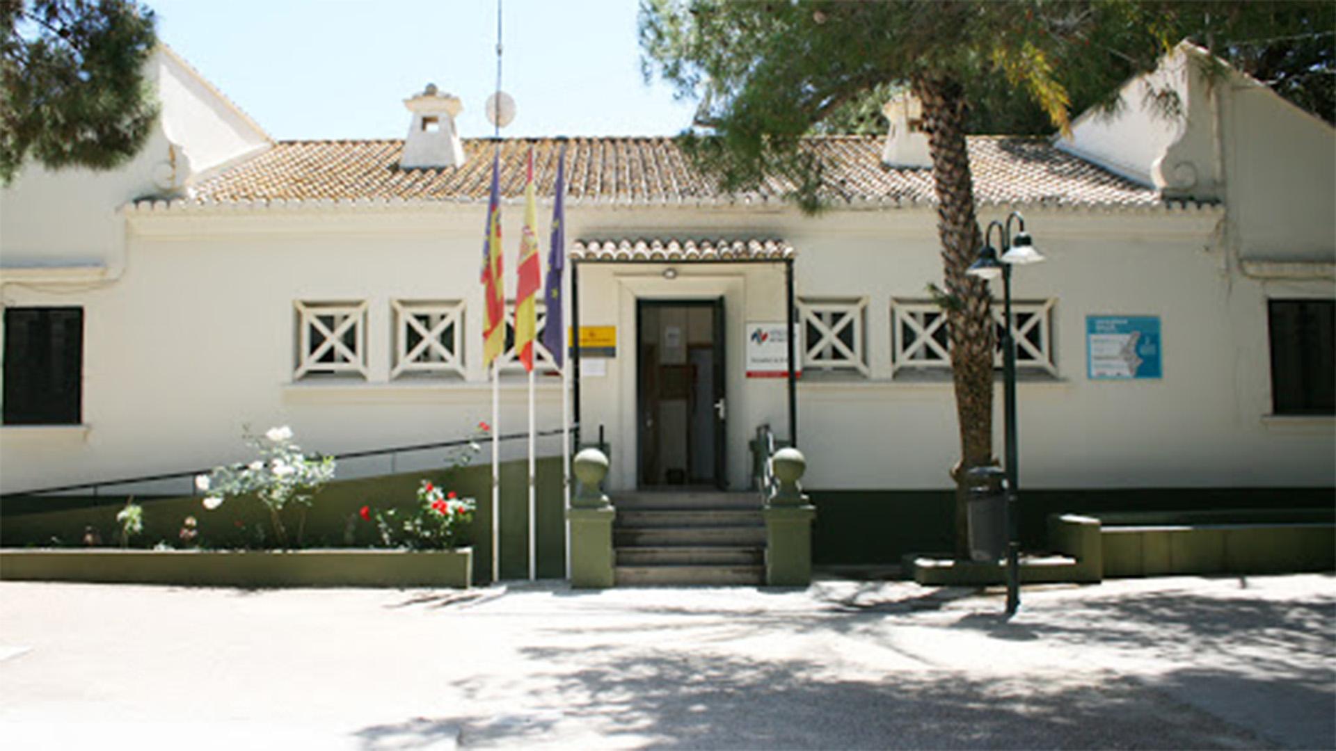 Reforma consultorio de El Saler
