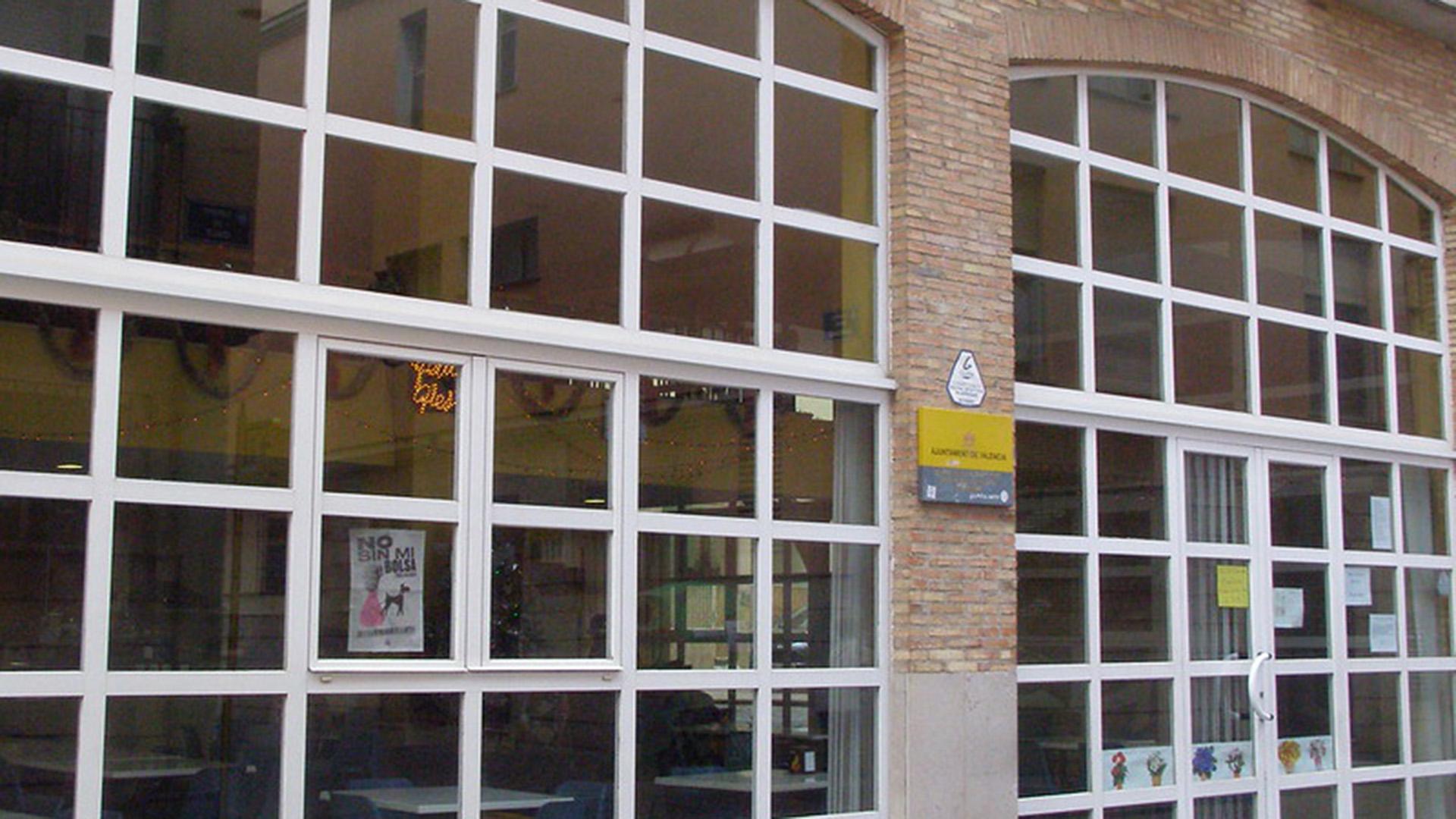 Centre Municipal d'Activitats de Persones Majors del barri del Carme