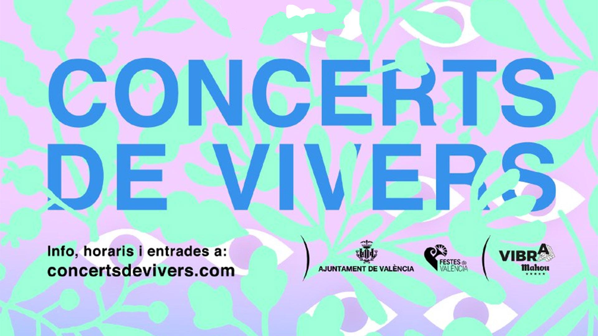 Concerts Vivers. Músicos valencianos
