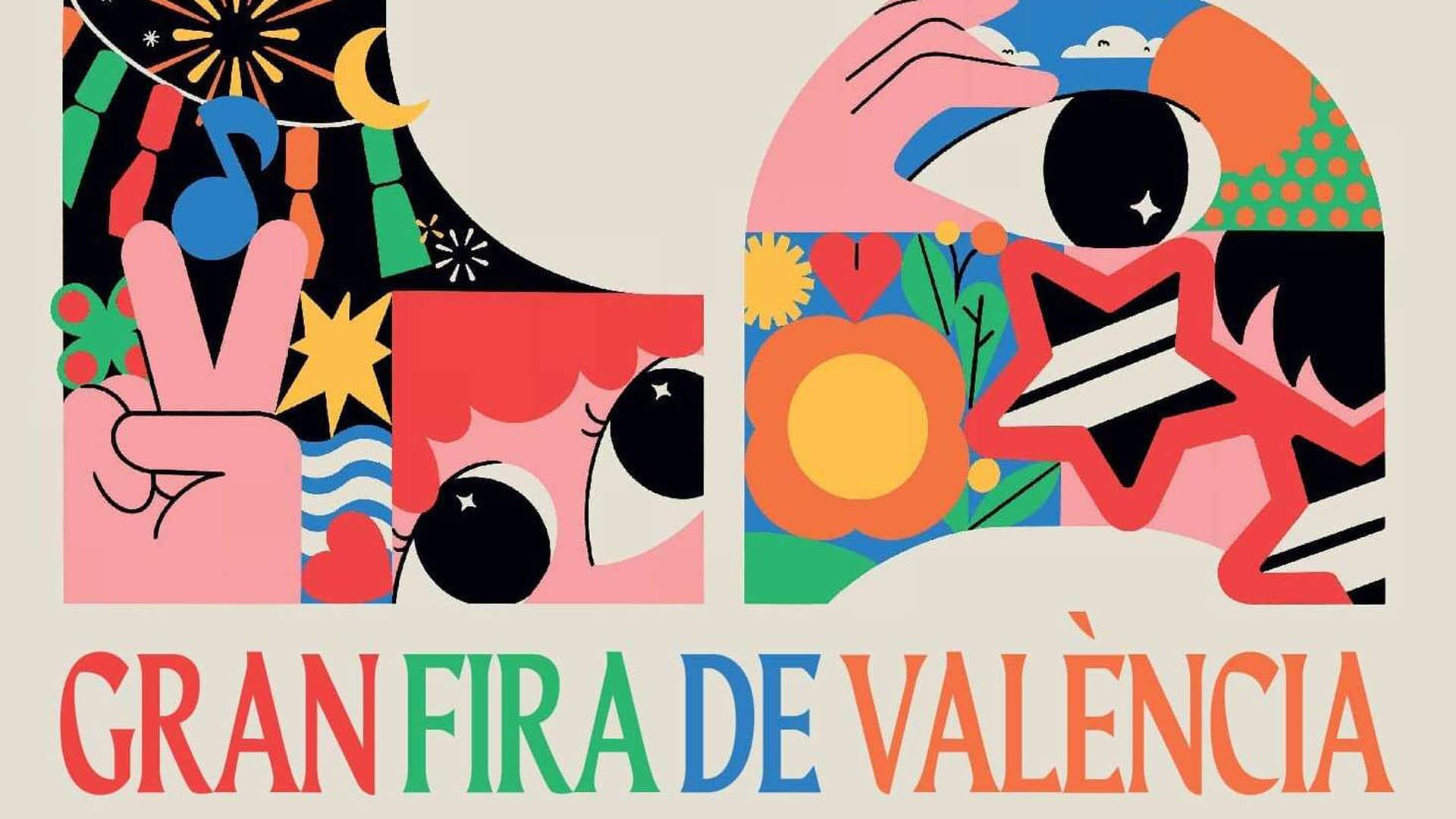 Conciertos Gran Fira de València