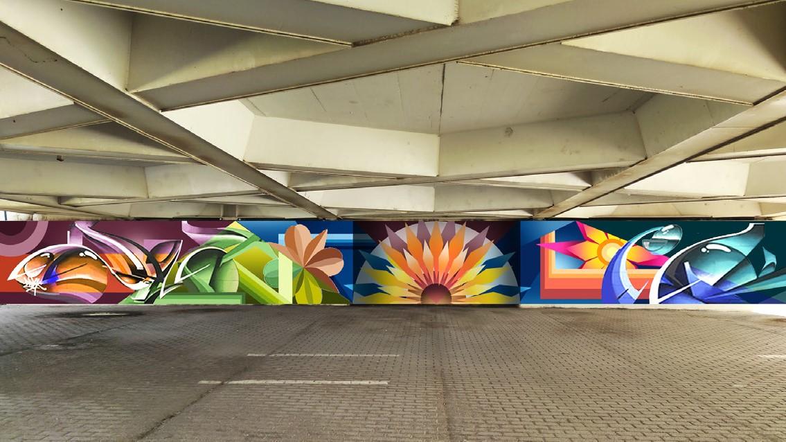Vuelve el proyecto 'Abstracte, un riu d'art'
